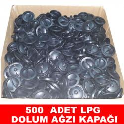 500 Adet LPG Dolum Kapağı Ücretsiz Kargo
