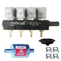 Aldesa Uyumlu 2 Ohm LPG Enjektörü