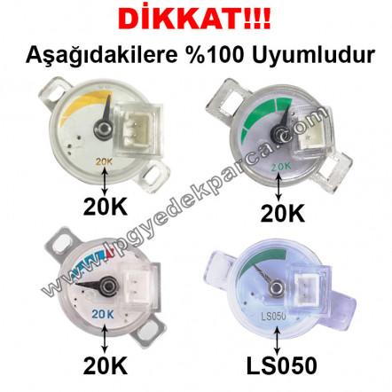 Atiker Uyumlu 20k LPG Şamandıra Seviye Sensör Camı