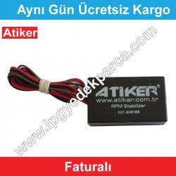 Atiker Rpm Sensörü