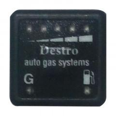 Destro Sıralı Sistem LPG Düğmesi
