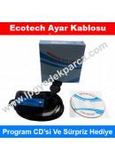 Ecotech Ayar Kablosu