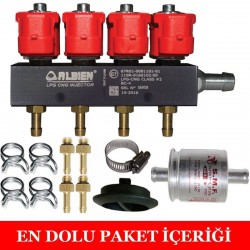 Rail Tip Enjektör