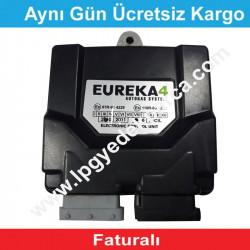 Eureka 4 LPG Ecu