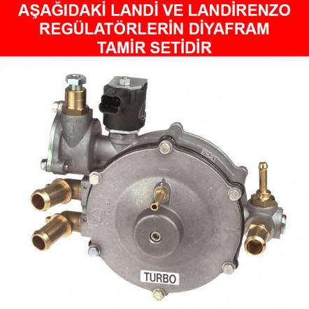 Landi Renzo LI10 Turbo Tip Regülatör Diyaframı