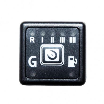 Lovato Uyumlu Sıralı Sistem LPG Düğmesi