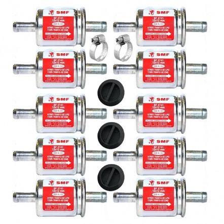 10 Adet SMF LPG Filtresi 12mm Kampanyalı Satış