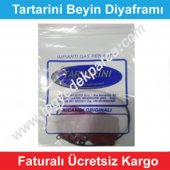 Tartarini Sıralı Sistem Turbo Regülatör Diyaframı