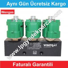 Wentgas Üçlü Enjektör